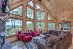 Mountain Top Serenity Cabin