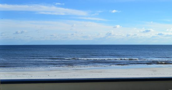 Stunning gulf view from your own private balcony
