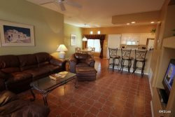Garden Level, Two Bedroom Condo with Two Bathrooms in Building One At The Vistoso Casitas