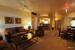 Three Bedroom, Two Bath, Garden Level Condo at The Vistoso Casitas in Oro Valley