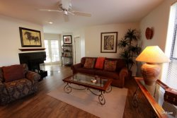 Upper Level, Two Bedroom Condo at Canyon View in Ventana
