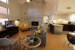 Upper Level, Two Bedroom, Two Bath Condo at Ventana Vista