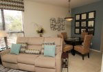 Screened in patio with access from living room and master bedroom