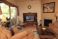 Spacious Two Bedroom, Two Bath, Garden Level Condo With Enclosed Patio at The Reflections in the Catalinas