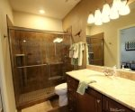Jack and Jill Bathroom with Walk in Shower