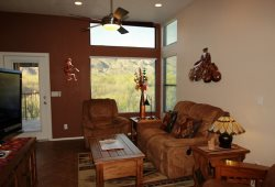 Enjoy Great Mountain Views at The Greens in Ventana Canyon