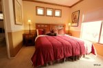 Two Twin Beds with King Topper and Linens in Guest Suite