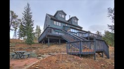 Upland View Breckenridge Mountain Home