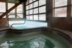 Hot tubs and an indoor/outdoor heated pool for you to use while you are visiting Breckenridge.