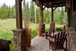 One of many Seating porches/decks