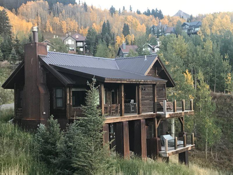 Luxury Mountain Cabin   Crested Butte, CO   Alpine Getaways