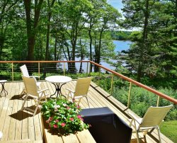 Fantastic Waterfront House with Private setting on the St. George River