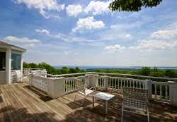 Centrally located estate with 180 degree views of Penobscot Bay