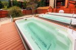 3 outdoor hot tubs located just 50 yards away at Mountainside Condo clubhouse