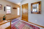 Garage can be accessed from the front foyer