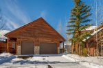 Lookout Ridge 65 on right side of duplex