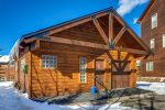 Clubhouse is just 0.1 mile from townhome and has 2 indoor, 8-person hot tubs