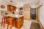 Fully equipped kitchen that was remodeled in 2014