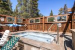 Upper Village hot tub open Memorial Day to Labor Day