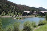 nestled in a quiet valley on the Swan River and the pristine pines of the Colorado Trail.