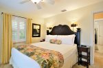 Each of the 2 bedrooms features Tommy Bahama furniture, 32 smart TV`s