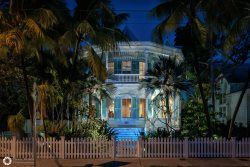 Octagon House (Formerly owned by Calvin Klein) | Old Town Key West