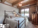 Big Sky Resort, Powder Ridge Oglala 13, Bedroom 2, 1