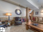 Big Sky Resort, Powder Ridge Oglala 13, Downstairs Living, 4