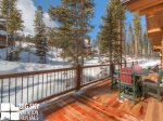 Big Sky Resort, Powder Ridge Oglala 13, Deck, 1