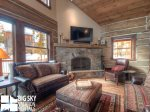 Big Sky Resort, Powder Ridge Oglala 13, Living, 2