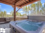 Moonlight Club, Cowboy Heaven Luxury Suite 3A, Private Hot Tub, 1