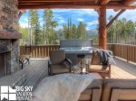 Moonlight Club, Cowboy Heaven Luxury Suite 3A, Deck, 3