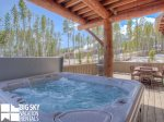Moonlight Club, Cowboy Heaven Luxury Suite 3A, Private Hot Tub, 3