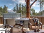 Moonlight Club, Cowboy Heaven Luxury Suite 3A, Deck, 4