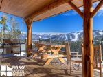 Cowboy Heaven Rentals, Cabin 15 Rustic Ridge, Private Hot Tub, 2