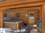 Big Sky Powder Ridge Moose Ridge 5, Private Hot Tub, 3