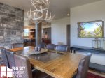 Big Sky Resort, Silvertip 16 Alpine Bend, Dining, 6