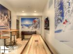 Big Sky Resort, Silvertip 16 Alpine Bend, Downstairs Game Room, 1
