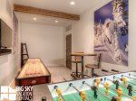 Big Sky Resort, Silvertip 16 Alpine Bend, Downstairs Game Room, 3