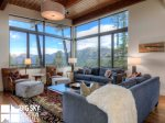 Big Sky Resort, Silvertip 16 Alpine Bend, Living, 2
