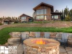 Big Sky Resort, Silvertip 4 Silverpeaks Drive, Community Fire Pit, 1