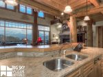 Big Sky Resort, Moonlight Penthouse 4, Kitchen, 3