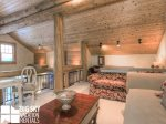 Big Sky Resort, Moonlight Penthouse 4, Loft Bonus Space, 2