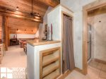 Big Sky Resort, Moonlight Penthouse 4, Loft Bonus Space Bathroom, 1