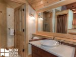 Big Sky Resort, Moonlight Penthouse 4, Loft Bonus Space Bathroom, 3