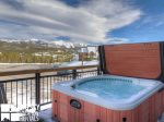 Big Sky Resort, Moonlight Penthouse 4, Private Hot Tub, 1