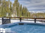 Big Sky Resort, Moonlight Penthouse 4, Private Hot Tub, 2