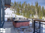 Big Sky Resort, Moonlight Penthouse 4, Private Hot Tub, 3