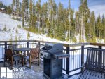 Big Sky Resort, Moonlight Penthouse 4, Deck, 1