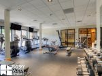 ig Sky Resort, Moonlight Penthouse 4, Moonlight Lodge Gym, 3